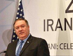 اظهارات شدیداللحن پمپئو علیه رژیم متخاصم ایران