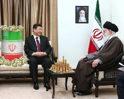 آمریکا: خامنهای در حال امضای معامله ای پنهانی
