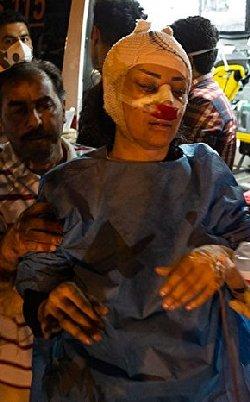افزایش تعداد کشتههای انفجار در شمال تهران+فیلم