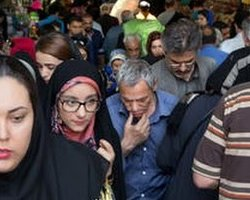 ایران؛ نابسامانی دنیای مردم را تیره و تار کرده است