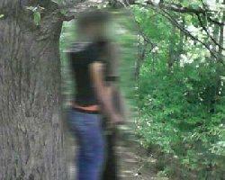 خودکشی دختر و پسر با طناب مشکی رنگ در ایران