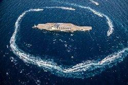 تمسخر سپاه پاسداران توسط نیروی دریايی آمریکا